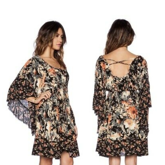 Free People Heart of Gold Dress, M
